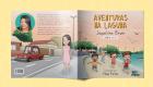 'Aventuras na Laguna' traz educação ambiental em livro de colorir