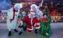 Tamoios recebe Vila Encantada de Natal nesta sexta-feira (13)