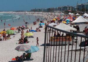 Ambulantes se reunirão com Adriano para pedir liberação de comércio nas praias durante feriadão