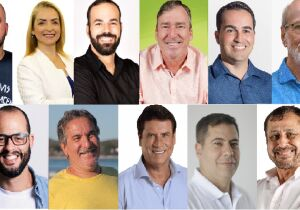 Diálogos da Folha: conheça as propostas dos candidatos a prefeito de Cabo Frio