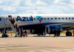 Aeroporto de Cabo Frio receberá mais voos da Azul a partir de 14 de dezembro