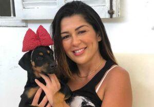 """Carol Midori: """"Quero fazer de Cabo Frio um exemplo de proteção animal"""""""