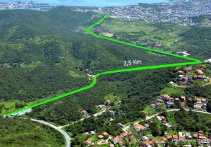 Bonifácio quer viabilizar nova estrada de acesso ao Peró
