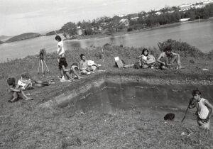 No tempo dos sambaquis: vida e espaço dos primeiros habitantes da Região dos Lagos