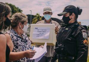 Cabo Frio recebe remessa de 1.480 doses da Coronavac