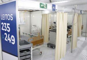 Ocupação elevada de UTIs pode aumentar média de vítimas de Covid-19