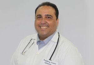 Morre Anthony Ferrari, enfermeiro e ex-diretor do Hospital da Criança, vítima de Covid-19
