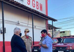 Novo quartel dos Bombeiros de Macaé sediará o Comando de Área da Baixada Litorânea