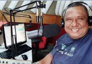 Cabo Frio perde radialista Miro Brandão, vítima da Covid-19