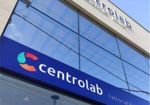 Centrolab aplica vacina da gripe e faz teste de Covid pela saliva no estacionamento do Park Lagos