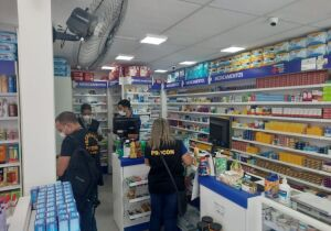 Cinco farmácias são interditadas durante ação do Procon, em Cabo Frio
