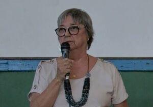 Elicéa da Silveira é confirmada como secretária de Educação de Cabo Frio