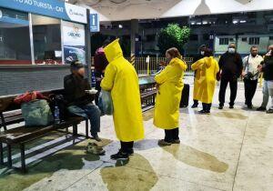 Cabo Frio cria plano de contingência para pessoas em situação de rua em razão da frente fria