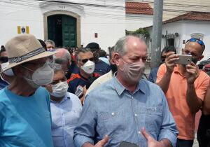 De olho em 2022, Ciro Gomes visita Cabo Frio