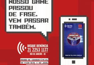 Disque Denúncia lança segunda fase de game para conscientizar sobre roubos de dutos de combustíveis