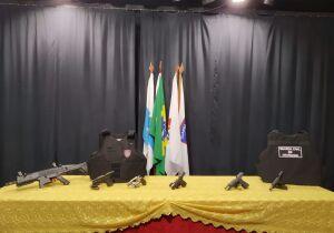 Guarda Municipal de Araruama faz treinamento para começar a fazer uso de armas de fogo