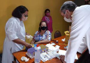 Cabo Frio: curso de coleta de sangue oferece exame gratuito à população