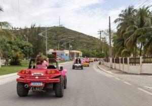 Recadastramento de motoristas de bugres acontece até sexta-feira em Arraial do Cabo