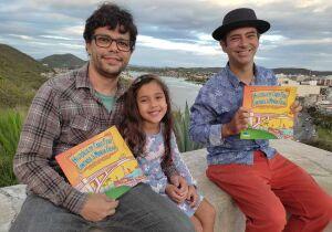 """""""História de Cabo Frio contada à minha filha"""": livro é lançado pela Sophia Editora"""