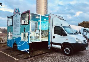 Região recebe exposição de realidade aumentada 'Olho D'Água - Artes Líquidas e Águas Visuais'