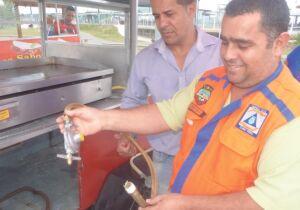 Vistoria de carrinhos de ambulantes começa hoje em Cabo Frio