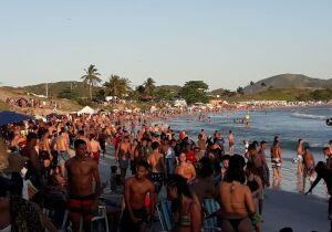 MPF vai conversar com barraqueiros e ambulantes da praia