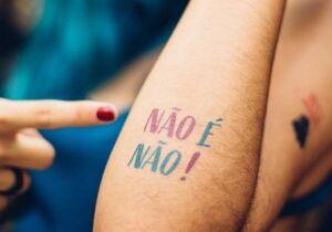 Governo do Estado lança campanha contra assédio sexual e violência à mulher