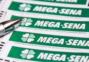 Mega-Sena acumulada pode pagar R$ 190 milhões neste sábado (22)