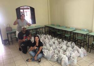 'Campanha do Sabão' leva kits de higiene e limpeza para comunidades carentes de Cabo Frio
