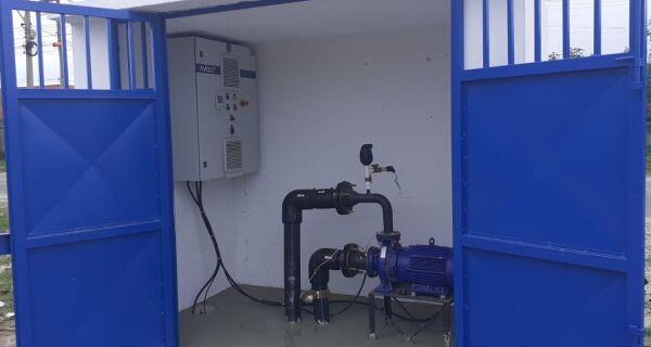 Prolagos instala estações de bombeamento de água em Cabo Frio e São Pedro da Aldeia