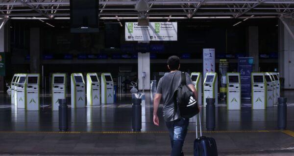 Governo libera entrada de estrangeiros nos aeroportos de todo o país