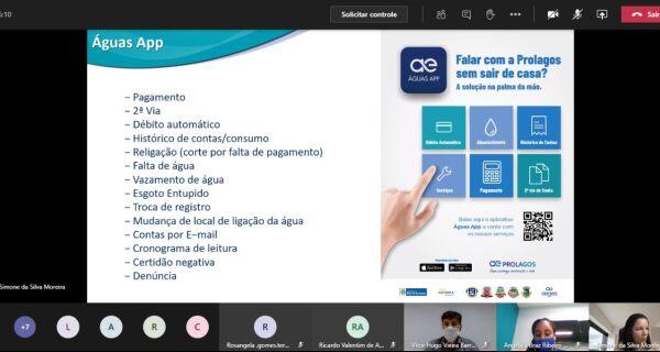 Afluentes Digital amplia comunicação entre a comunidade e a Prolagos