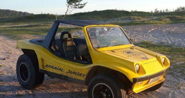 Ministério Público Federal questiona tráfego de veículos entre praias de Cabo Frio e Arraial