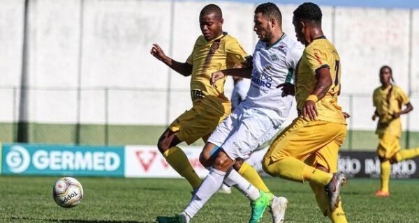 Cabofriense firma parceria com Madureira para disputa da Série D do Brasileirão