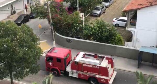Colisão envolvendo dois veículos deixa uma pessoa ferida em Cabo Frio