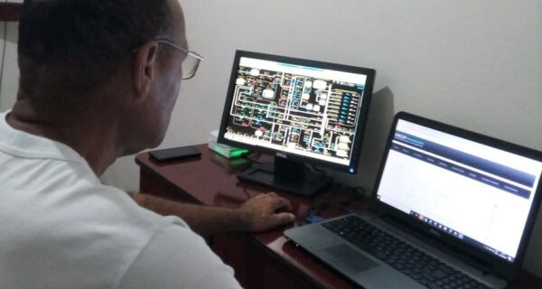 Centro de Controle Operacional da Prolagos monitora sistemas de água e esgoto durante 24 horas