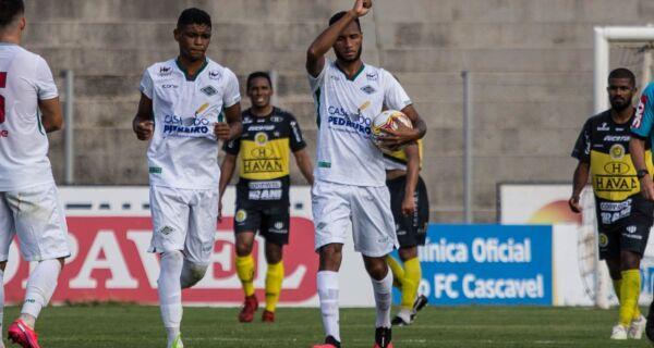 Técnico da Cabofriense valoriza empate na estreia da equipe na Série D do Brasileirão