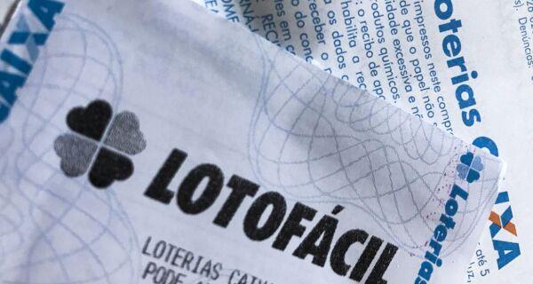Prêmio especial de R$ 120 milhões será sorteado neste sábado pela Lotofácil