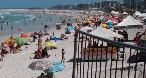 Prefeitura de Cabo Frio fez 2.690 notificações de trânsito e aplicou 418 multas durante o feriadão