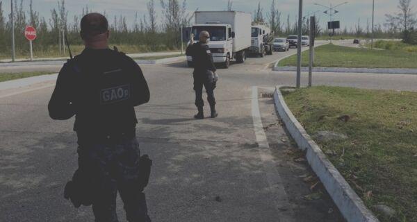 Segurança Pública de Arraial emite alerta para motoristas que trafegam na RJ-140