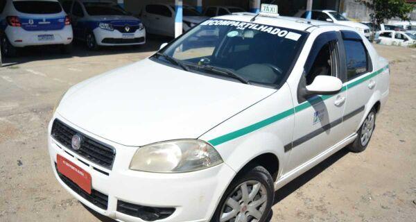 Vistoria anual dos taxistas de São Pedro da Aldeia começa nesta segunda