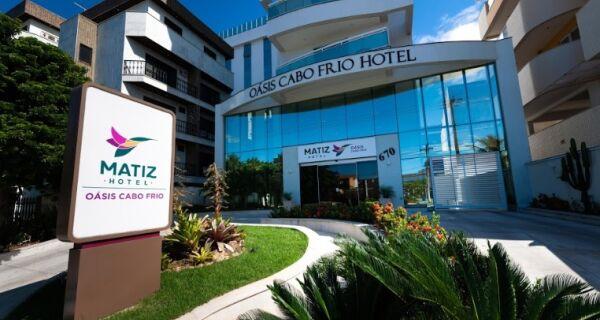 Hotel Matiz Oásis Cabo Frio conquista resultados positivos em meio à pandemia