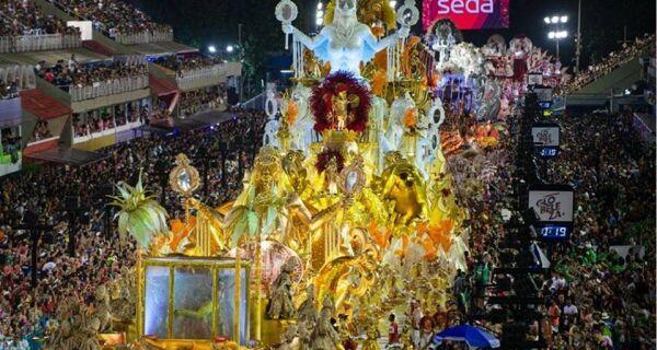 Liesa decide adiar desfiles das escolas de samba no Rio