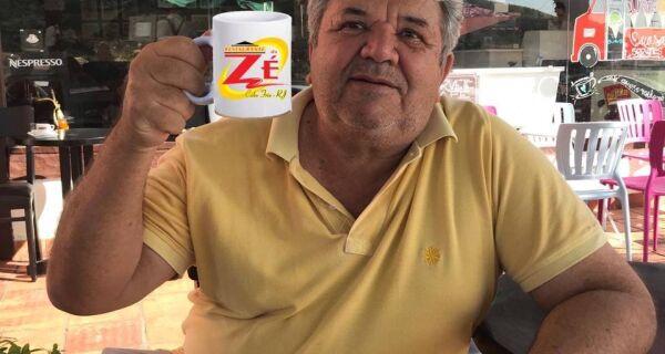 Morre aos 67 anos o empresário Zé da Picanha, vítima do novo coronavírus
