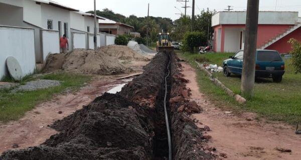 Bairros de Cabo Frio e São Pedro recebem reforço no sistema de distribuição de água