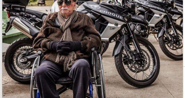Policial militar mais antigo do Rio morre aos 104 anos