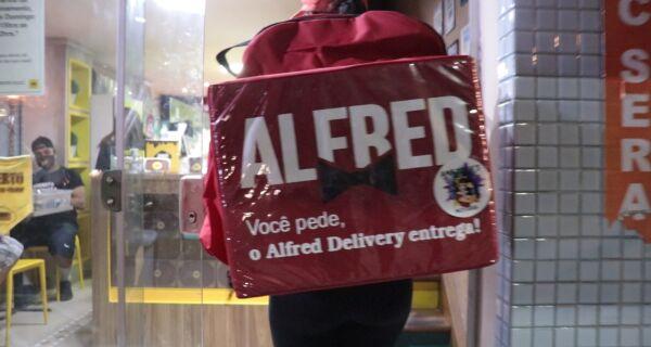 Aplicativo regional de entregas Alfred faz campanha solidária de Dia das Crianças
