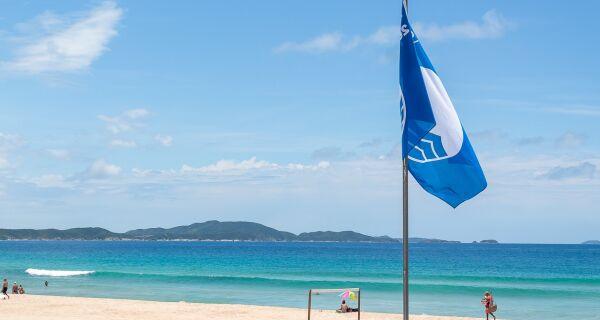Júri internacional aprova renovação da Bandeira Azul no Peró