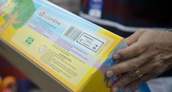 Instituto de Defesa do Consumidor dá dicas para pais evitarem problemas ao comprar brinquedos