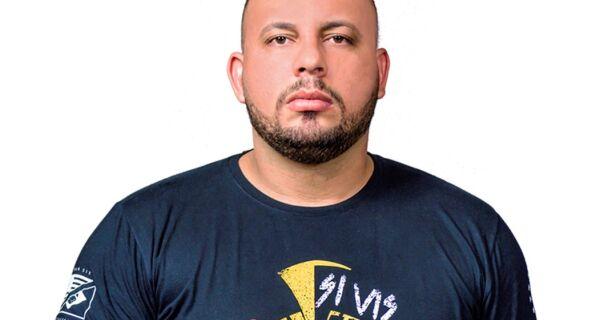 """Capitão Diogo Souza: """"Quero fazer mais por Cabo Frio trocando o fuzil pela caneta"""""""